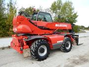 MANITOU MRT 1842 Turbo купить бу